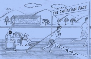 Christian Race In Todays World courtesy www.signsofheaven.org share-alike lcense