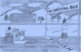 Winning the Christian Race (you are free to share)