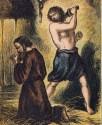 Joseph Martin Kronheim - Foxe's Book of Martyrs Plate I - Martyrdom of St Paul - Wikipedia - Public Domain