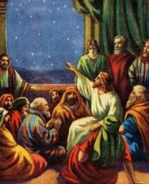 Jesus Teaching Luke 4:31-32jesus_talks_about_heaven- www.lavistachurchofchrist.org -public-domain.jpg