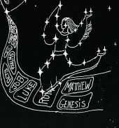 Fleeing Woman Constellation