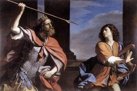 http://fr.wikipedia.org/wiki/Fichier:Guercino_Saul_Davide.jpg