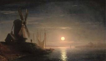 http://commons.wikimedia.org/wiki/File:Um_moinho_dominando_a_ba%C3%ADa_%C3%A0_luz_lunar.jpg