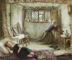 http://commons.wikimedia.org/wiki/File:Ebenezer_Newman_Downard_Morning_prayer_1860-61.jpg
