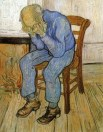 http://commons.wikimedia.org/wiki/File:Vincent_van_Gogh_-_Old_Man_in_Sorrow_(On_the_Threshold_of_Eternity).jpg