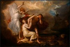 http://uk.wikipedia.org/wiki/%D0%A4%D0%B0%D0%B9%D0%BB:Benjamin_West_The_Expulsion_of_Adam_and_Eve_from_Paradise.jpg