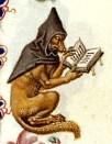 http://commons.wikimedia.org/wiki/File:Fuchs.margin_(MMW10F50_f6r)_detail.jpg