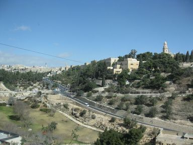 http://en.wikipedia.org/wiki/File:View_of_Mount_Zion_from_the_Mount_Zion_Hotel_IMG_1578.JPG