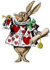 http://commons.wikimedia.org/wiki/File:Alice_rabbit_art_brown.png