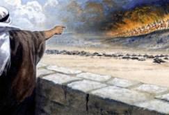 Elisha & Chariots of Fire www.visualbiblealive.com