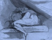 http://commons.wikimedia.org/wiki/File:Johann_Heinrich_F%C3%BCssli_-_Woman_Sitting,_Curled_up_-_Google_Art_Project.jpg