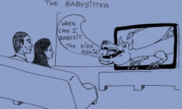 TV, The Baysitter From Hell