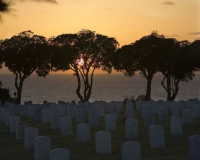 http://commons.wikimedia.org/wiki/File:Sunset_over_San_Diego_Graveyard.jpg