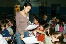 http://commons.wikimedia.org/wiki/File:FEMA_-_40041_-_High_School_Student_assists_teacher_with_STEP_program..jpg