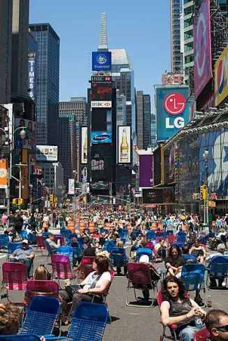 http://commons.wikimedia.org/wiki/File:People_on_Times_Square.jpg