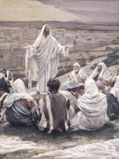 Jesus Disciples - James Tissot - Brooklyn Museum - US Public Domain
