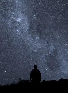 Starry Night at La Silla Wikimedia share-alike license