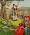 joshua 24 Parting Advice www.thebiblerevival.org public domain