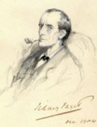 http://commons.wikimedia.org/wiki/File:Sherlock_Holmes_Portrait_Paget.jpg