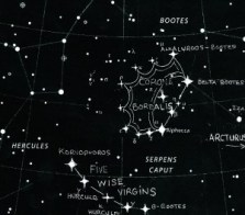 Wikipedia Star-Chart - Corona Borealis
