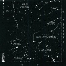 star-chart Holy-Ghost-Rider Constellation