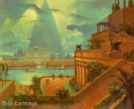http://commons.wikimedia.org/wiki/File:Babylon.jpg