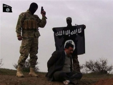 http://commons.wikimedia.org/wiki/File:ISIL_Execution_of_man_September_2014.jpg