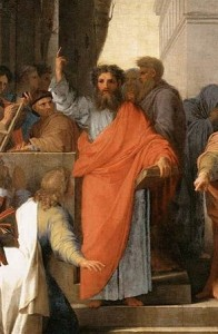 https://commons.wikimedia.org/wiki/File:Eustache_Le_Sueur_-_The_Preaching_of_St_Paul_at_Ephesus_-_WGA12613.jpg