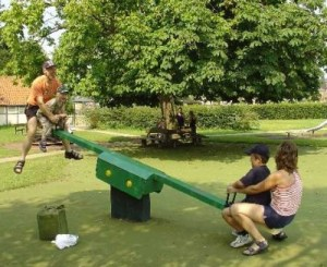 http://commons.wikimedia.org/wiki/File:Children's_Playground,_Nicholas_Everitt_Park,_Oulton_Broad,_Lowestoft,_Suffolk_-_geograph.org.uk_-_24553.jpg