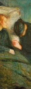 http://en.wikipedia.org/wiki/File:Munch_Det_Syke_Barn_1896.jpg