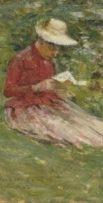 http://commons.wikimedia.org/wiki/File:Brooklyn_Museum_-_La_Roche_Guyon_-_Theodore_Robinson_-_overall.jpg