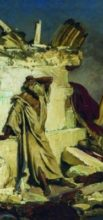 https://www.wikiart.org/en/ilya-repin/cry-of-prophet-jeremiah-on-the-ruins-of-jerusalem-on-a-bible-subject-1870