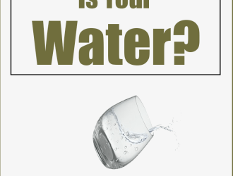 How Clean Is Your Water
