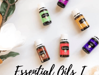 Essential Oils I Used to Help Detox