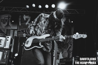Photography by: Dakota King | The Heavy Press | July 19th, 2014 | Barrie New Music Festival | Do not crop or modify these images