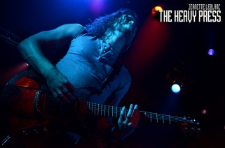 Photography by: Jeanette LeBlanc | The Heavy Press | February 6th, 2015 | The Opera House, Toronto | Do not crop or modify these images | Do not use without permission