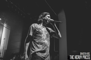 Photography By: Dakota King | The Heavy Press | November 12th, 2015 | Danforth Music Hall, Toronto | Do not crop or modify these images | Do not use without permission