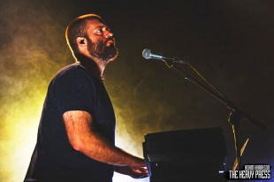 Adam R. Harrison   The Heavy Press   Oct. 9, 2016   The Danforth Music Hall, Toronto   Do not crop or modify these images   Do not use without permission