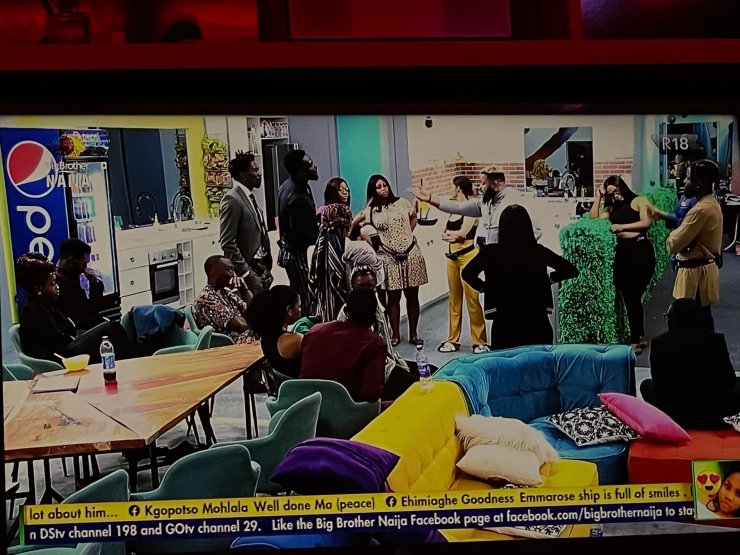 """BBNAIJA UPDATE : """"I ran a restaurant for three years"""" – WhiteMoney says as housemates lament of hunger"""