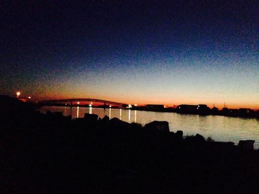 Alaska Sunset in Selawik