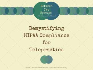 Demystifying HIPAA Compliance