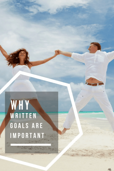 It'scommonly quotedthat people who have written goals are 50% more likely to achieve than people without goals. Check out the rest of the article...
