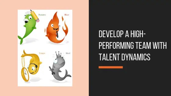 Talent Dynamics Profiling