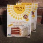Simple Mills Vanilla Cupcake & Cake Mix
