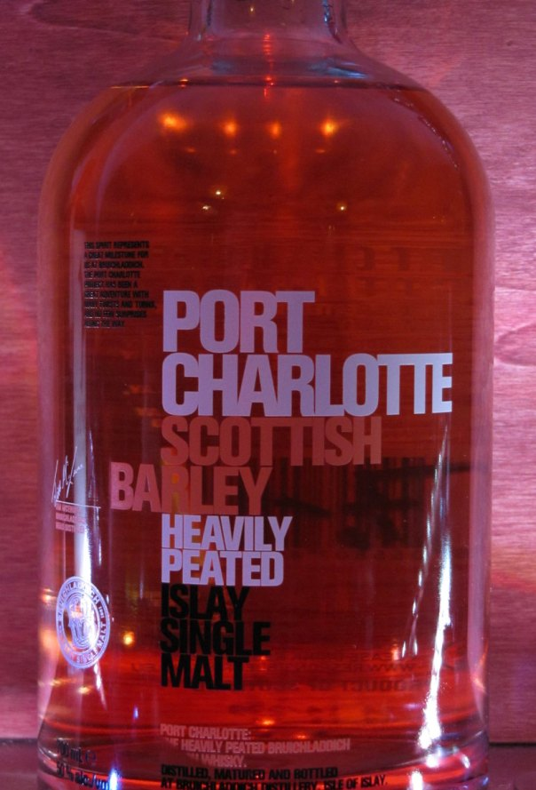 Port Charlotte Islay Whisky