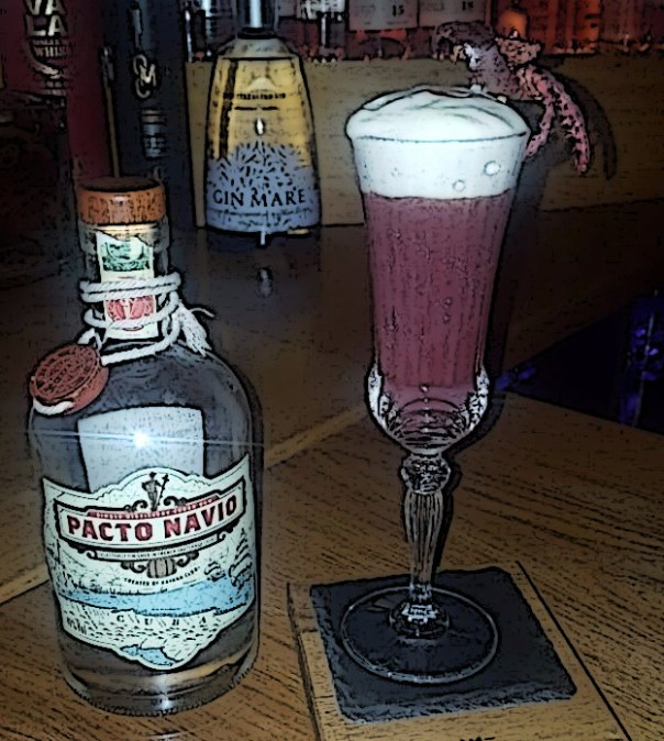 Cocktail Cuban Red