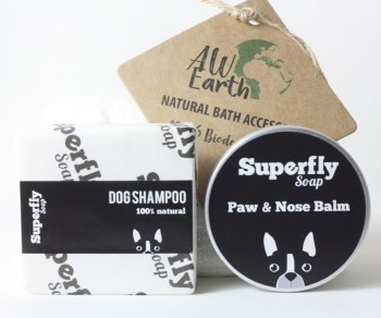 The Hempy Dog Pack regalo Superfly