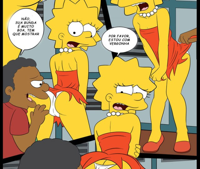 The Simpsons Hentai Comic