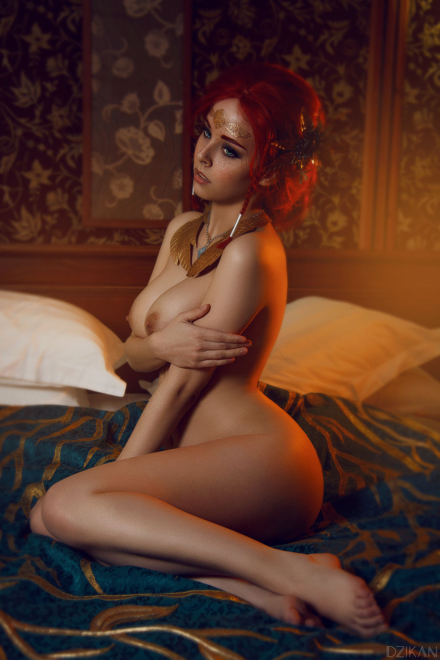 Nude incosplay Patreon Jannetincosplay