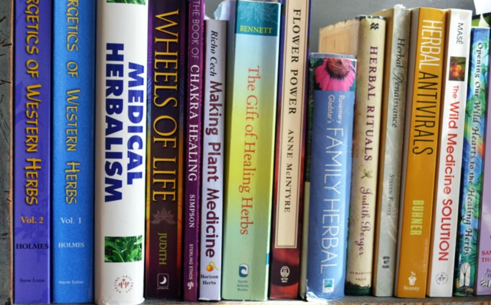 101 herbal books to build your herbal library what do you know about the practice of fandeluxe Gallery